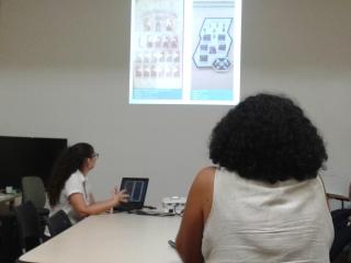 O estudo da coleção de quadros de formatura (1906 a 1958), os quais pertencem ao acervo do Museu da Universidade Federal do Pará e do Instituto Histórico Geográfico do Pará - SANDRA ROSA